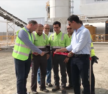 We inaugurated our Holcim plant in the Piady industrial park, where we will offer coverage to the areas of Durán, Yaguachi and Virgen de Fátima. Piady contributes to the industrial sector, facilitating the activities of companies and contributing to the economic development of the area.