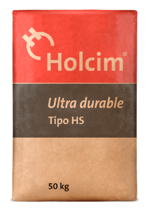 Cement Holcim Ultra Durable HS is made under NTE INEN 2380, equivalent to ASTM C1157.